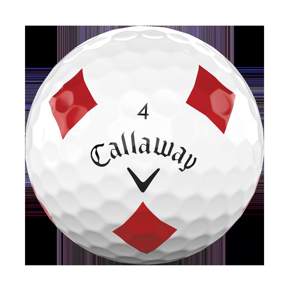 Chrome Soft Truvis Suits Golf Balls - View 4