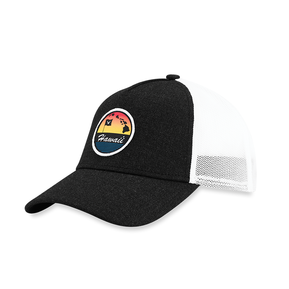 Hawaii Trucker Cap - View 1