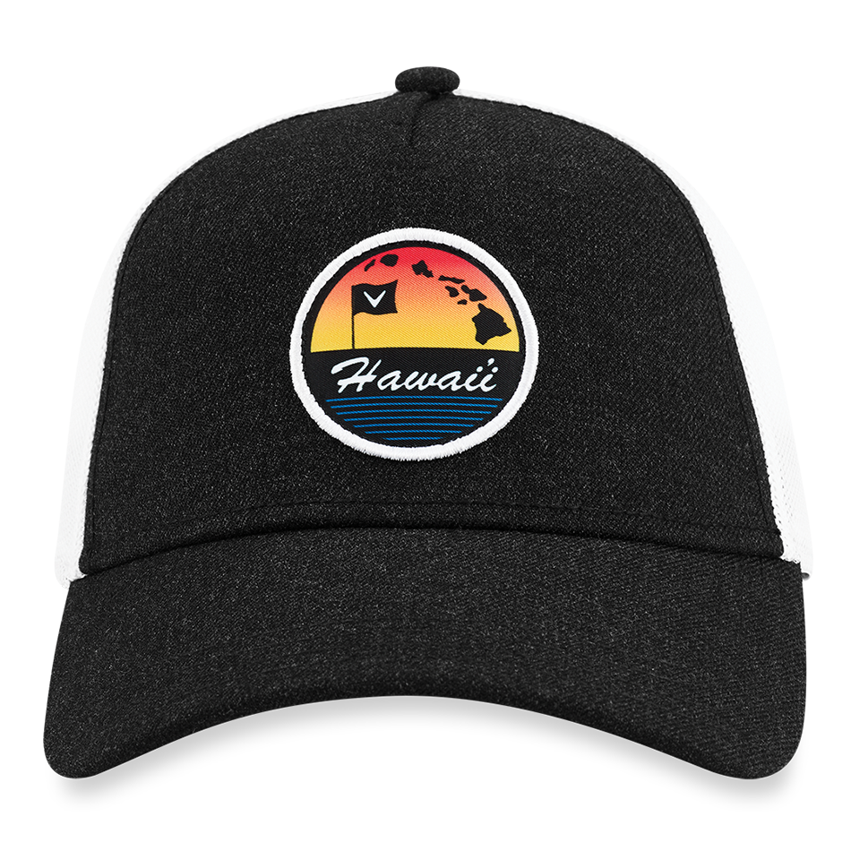 Hawaii Trucker Cap - View 3