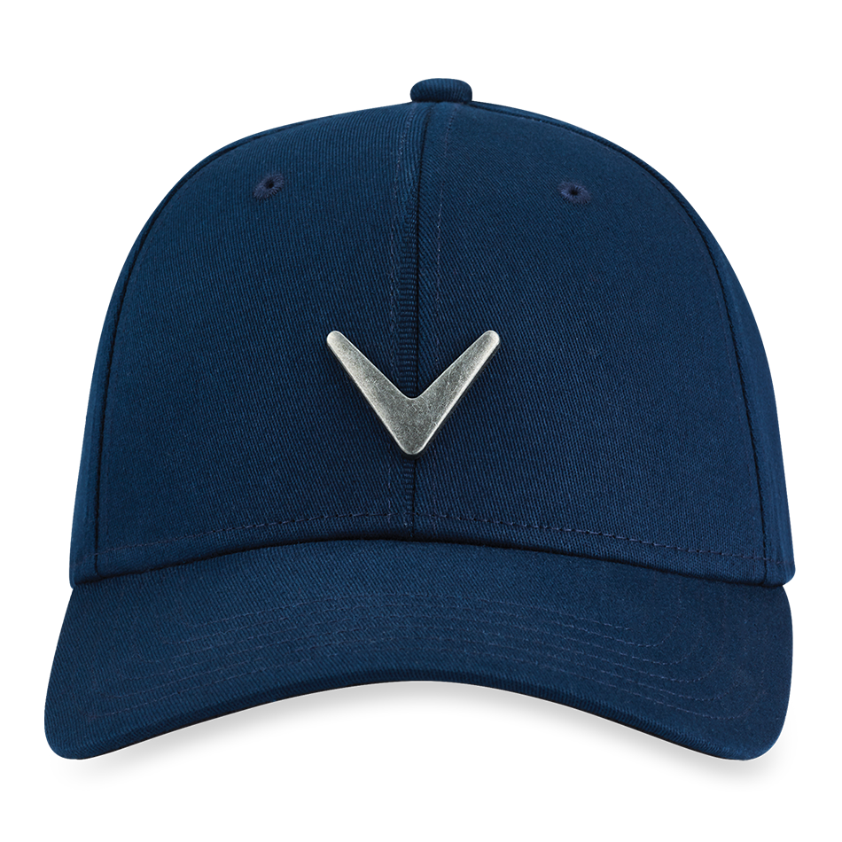 Metal Icon Adjustable Cap - View 3