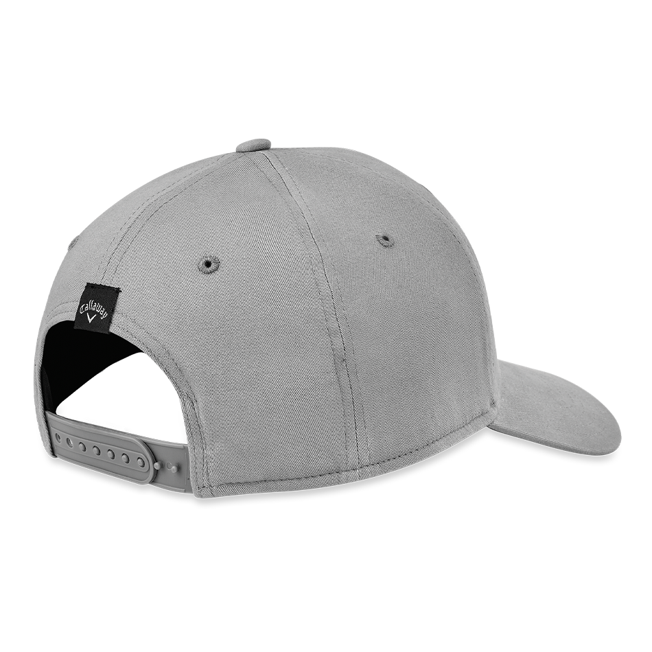 Metal Icon Adjustable Cap - View 2