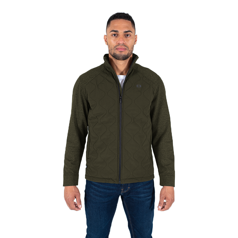 All Elements Quilted Jacket - View 4