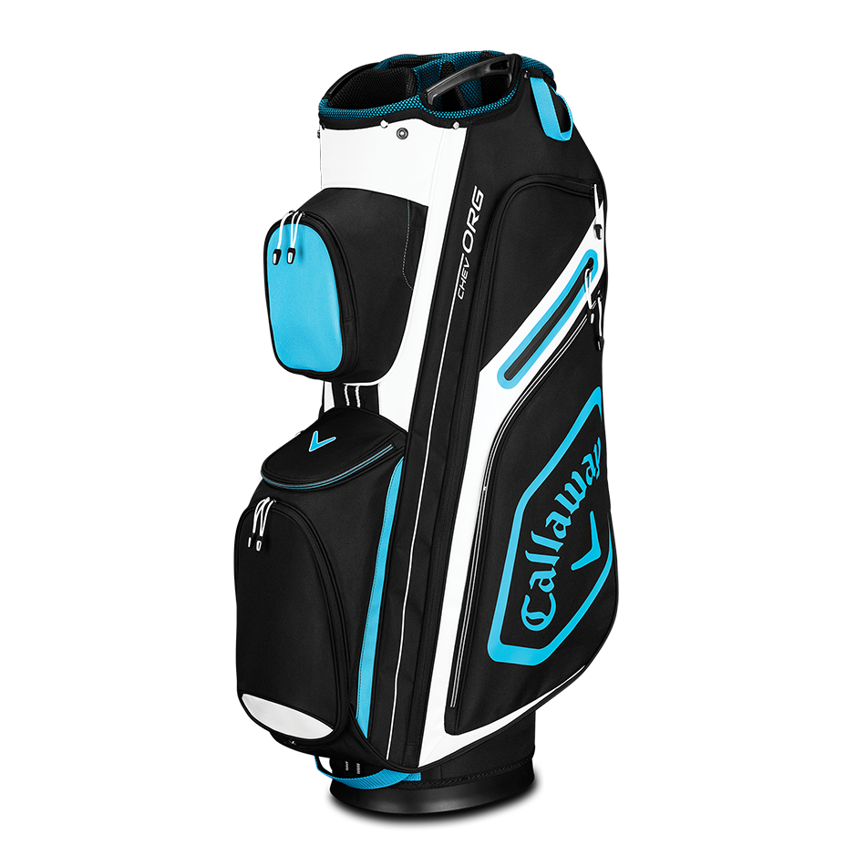 Callaway Golf Chev Org Cart Bag  - Callaway Golf Cart Bags