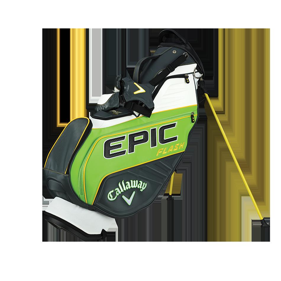 Callaway Golf Epic Flash Staff Double Strap Stand Bag  - Callaway Golf Stand Bags