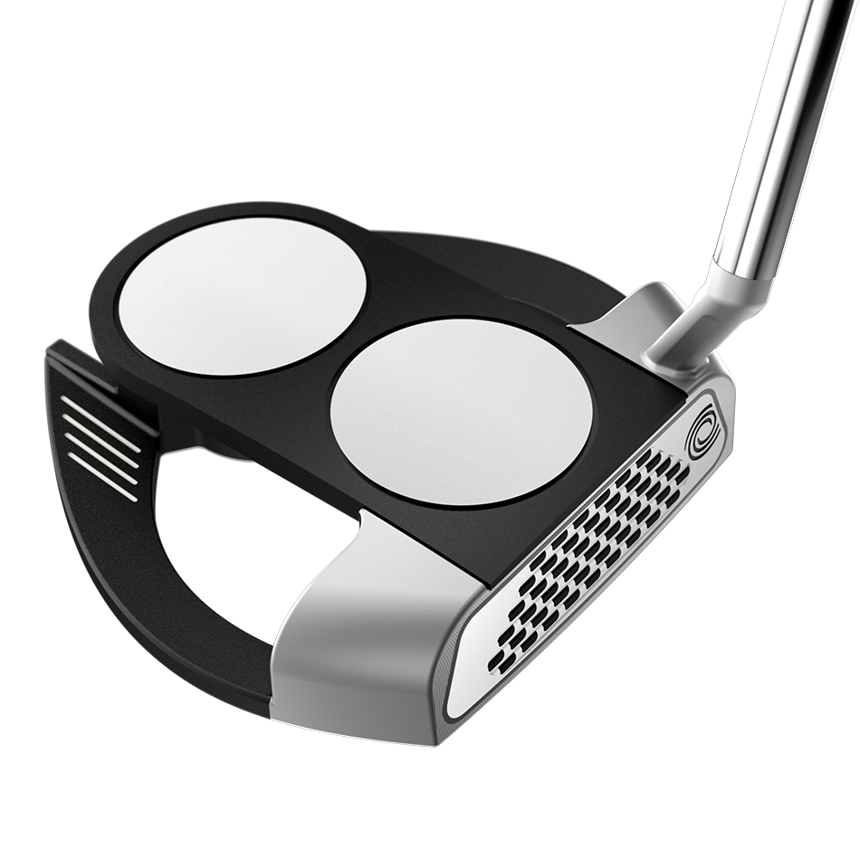 Odyssey Stroke Lab 2-Ball Fang S Putter  - Odyssey Putters - Odyssey Clubs