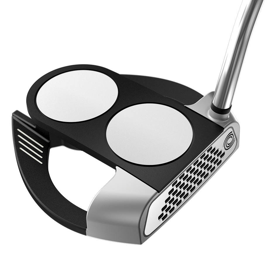 Odyssey Stroke Lab 2-Ball Fang Putter  - Odyssey Putters - Odyssey Clubs