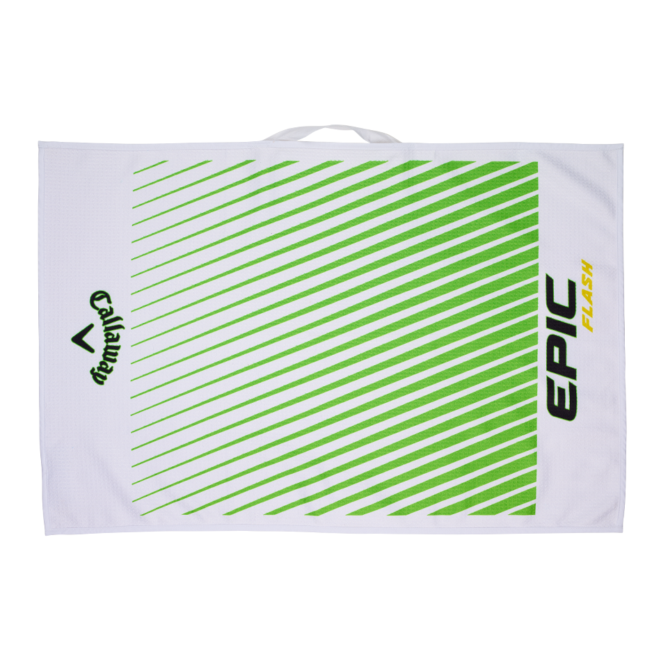 Callaway Golf Epic Flash Towel  - Callaway Golf Towels