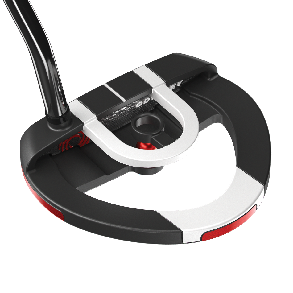 Odyssey Red Ball Putter - View 3