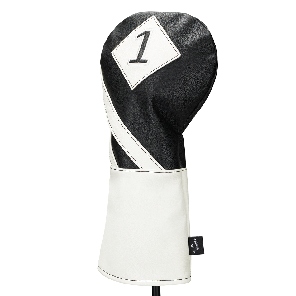 Vintage Driver Headcover - View 3