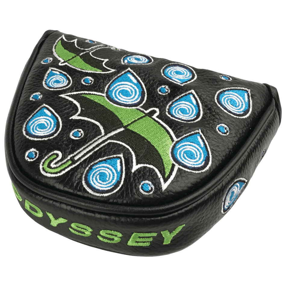 Odyssey Make It Rain Mallet Headcovers - View 1