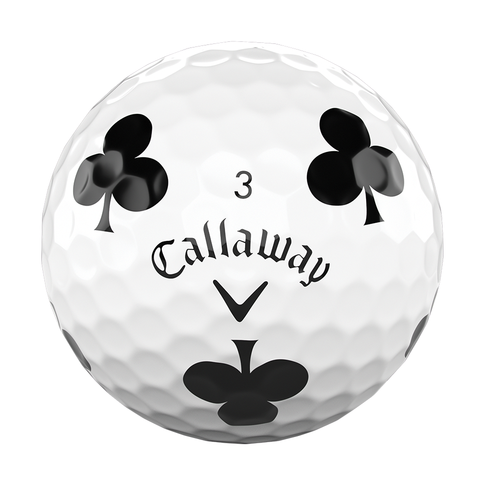 Chrome Soft Truvis Suits Golf Balls - View 2