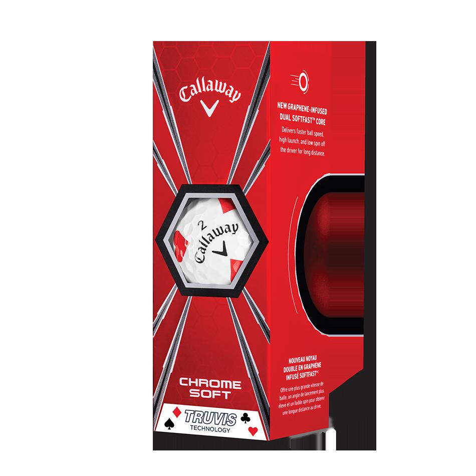 Chrome Soft Truvis Suits Golf Balls - View 7