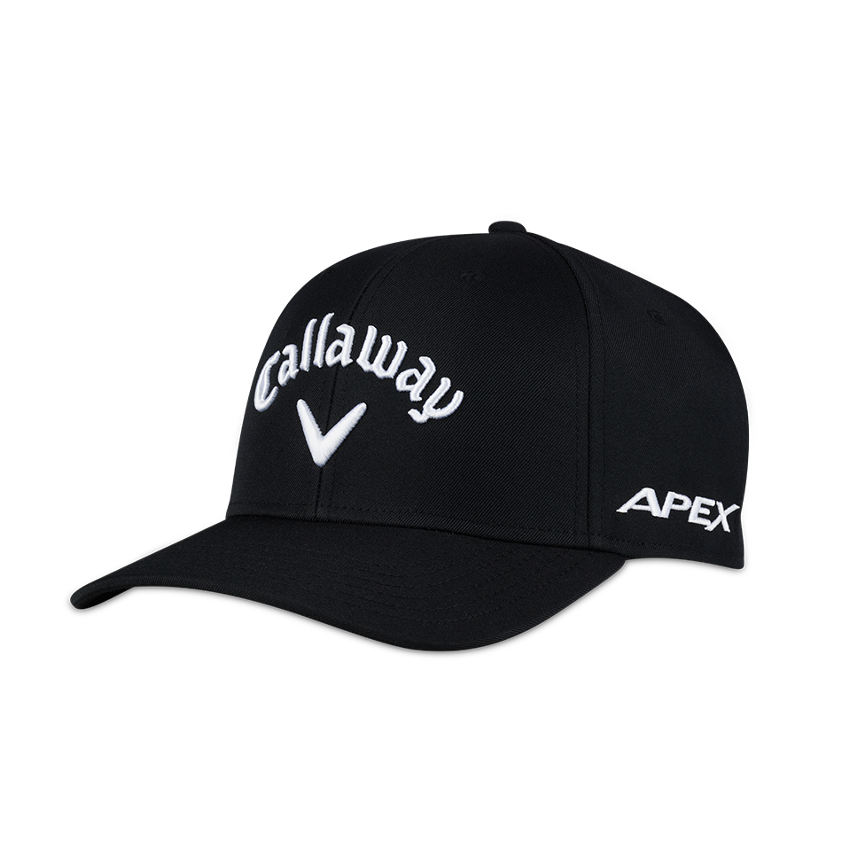 Tour Authentic High Crown Cap - View 1