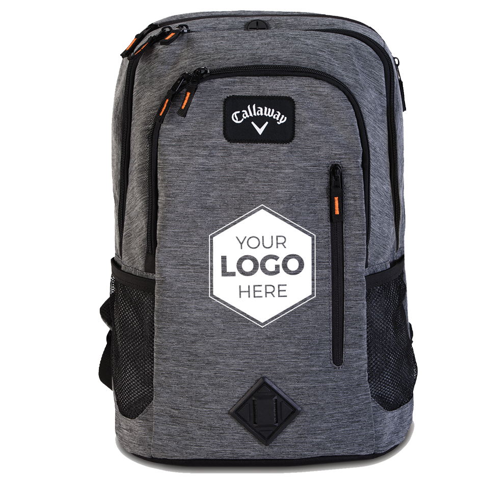 Clubhouse Logo Backpack - View 1