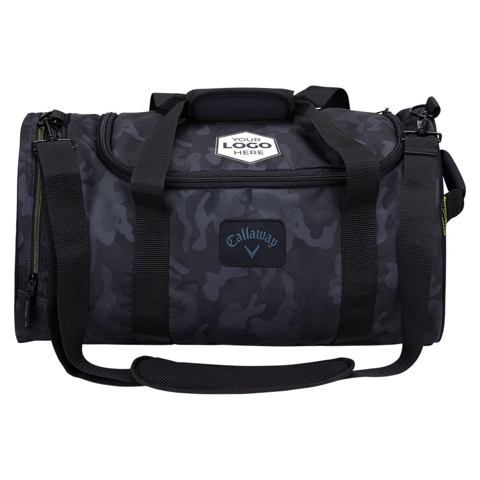Clubhouse Logo Small Duffel - View 3