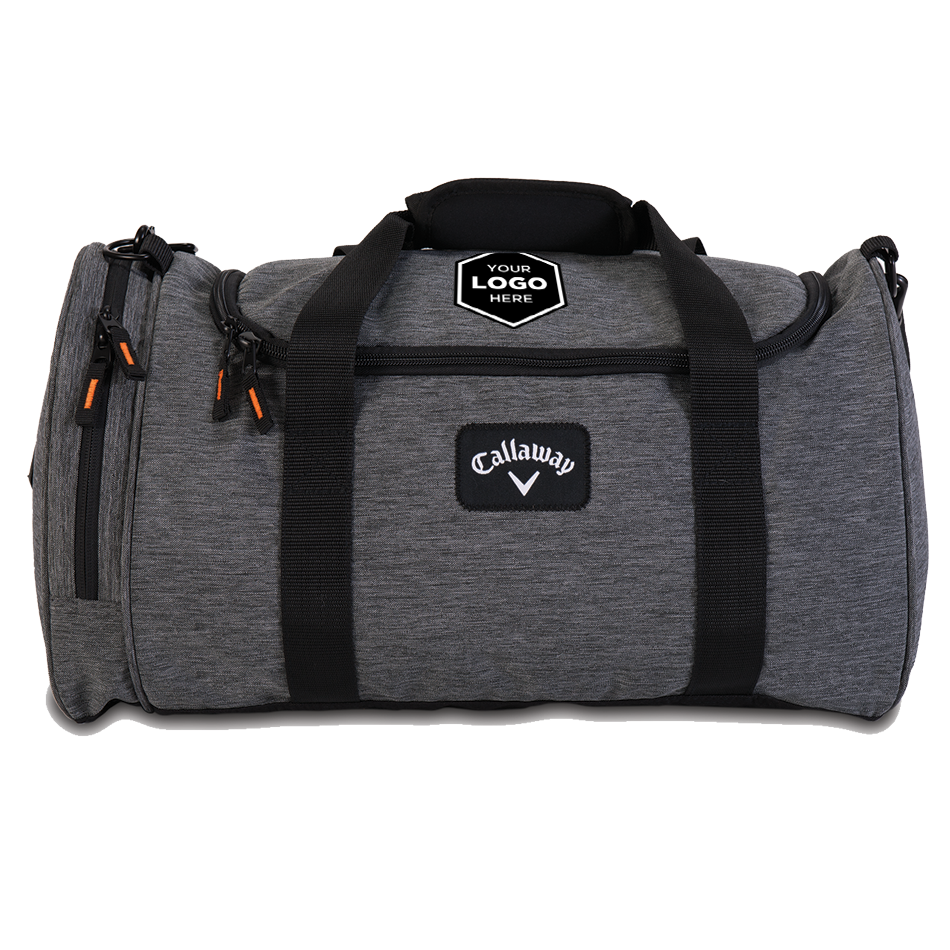 Clubhouse Logo Small Duffel - View 1