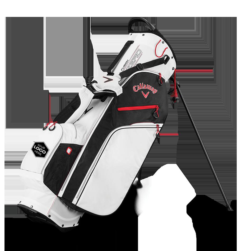 Fusion Zero Logo Stand Bag - View 1