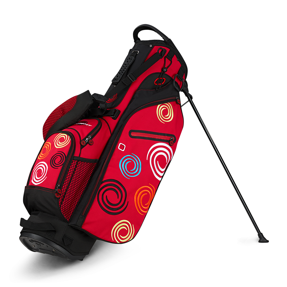 Odyssey Super Swirl Double-Strap Stand Bag - View 1