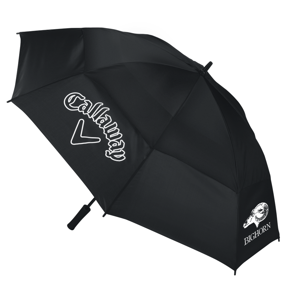 "60"" Manual Logo Umbrella - View 1"