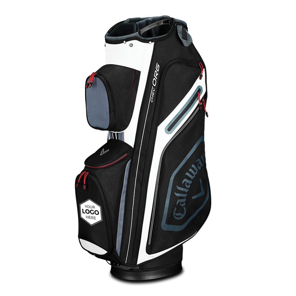 Chev Org. Logo Cart Bag - View 1