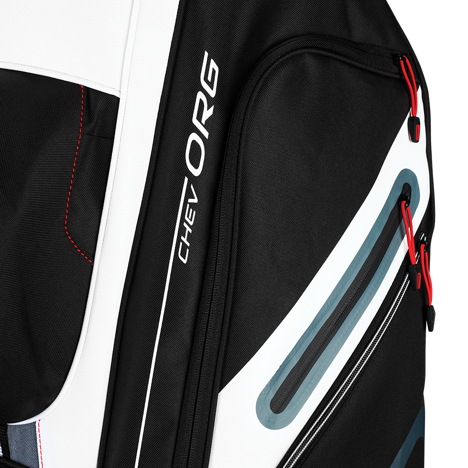 Chev Org. Logo Cart Bag - View 4