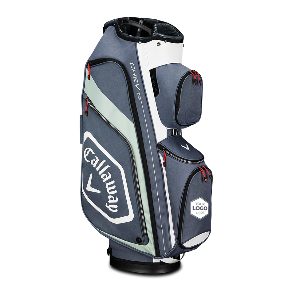 Chev Org. Logo Cart Bag - View 2