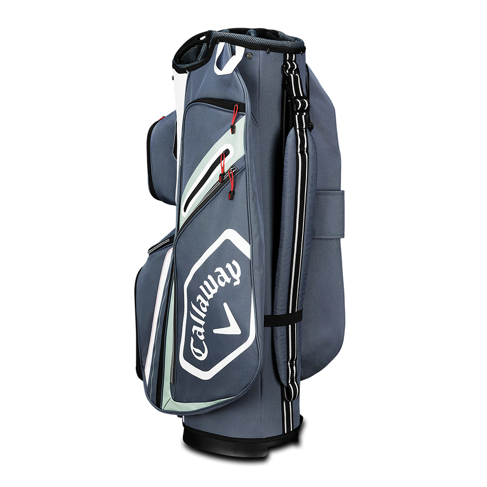 Chev Org. Logo Cart Bag - View 3