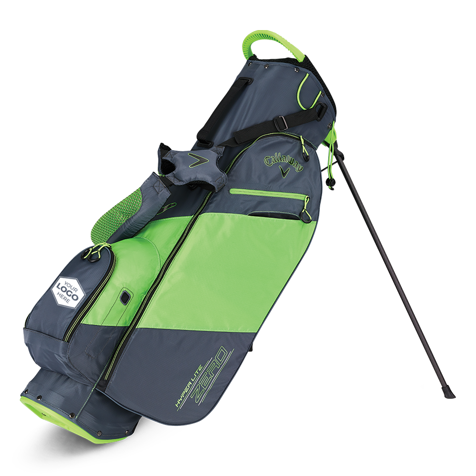 Epic Flash Hyper Lite Zero Single Strap Logo Stand Bag - View 1