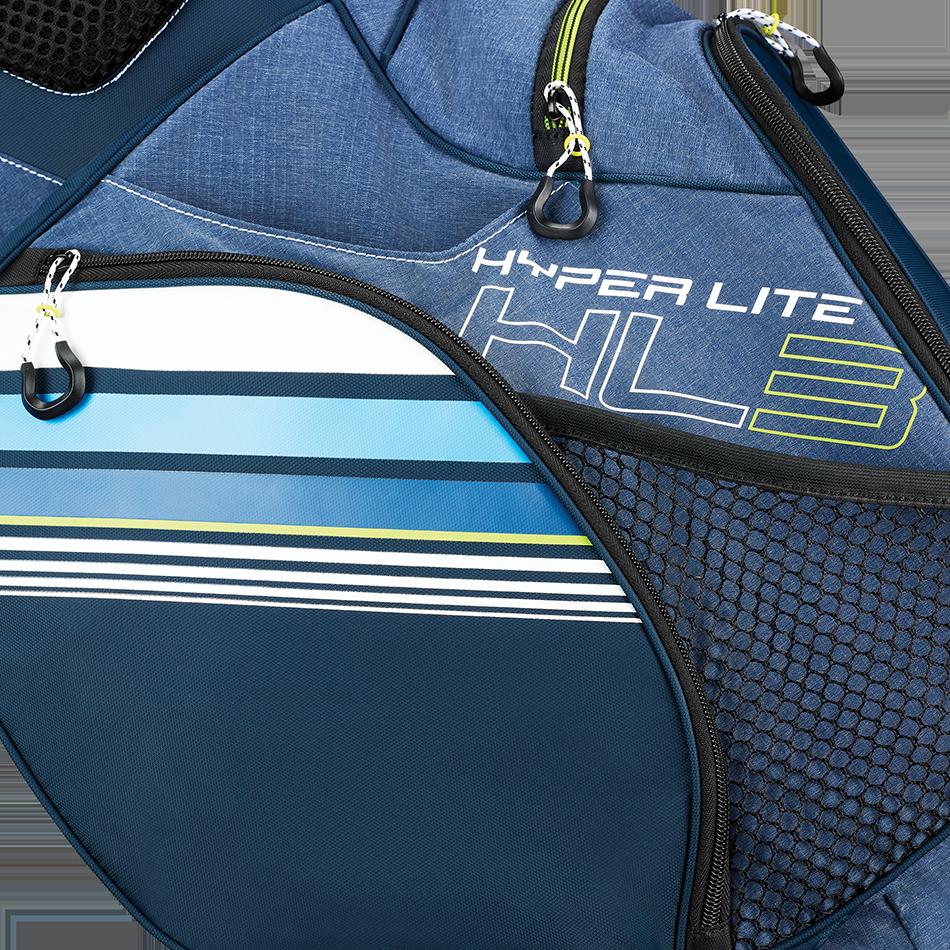 Hyper Lite 3 Single Strap Logo Stand Bag - View 3
