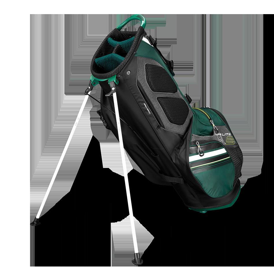 Hyper Lite 3 Single Strap Logo Stand Bag - View 2