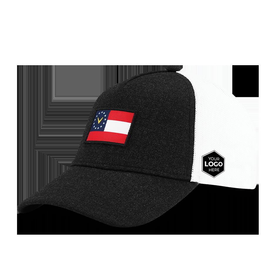 Georgia Trucker Logo Cap - View 1