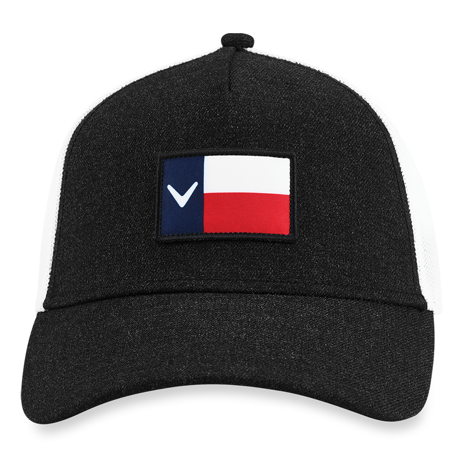 Texas Trucker Logo Cap - View 3