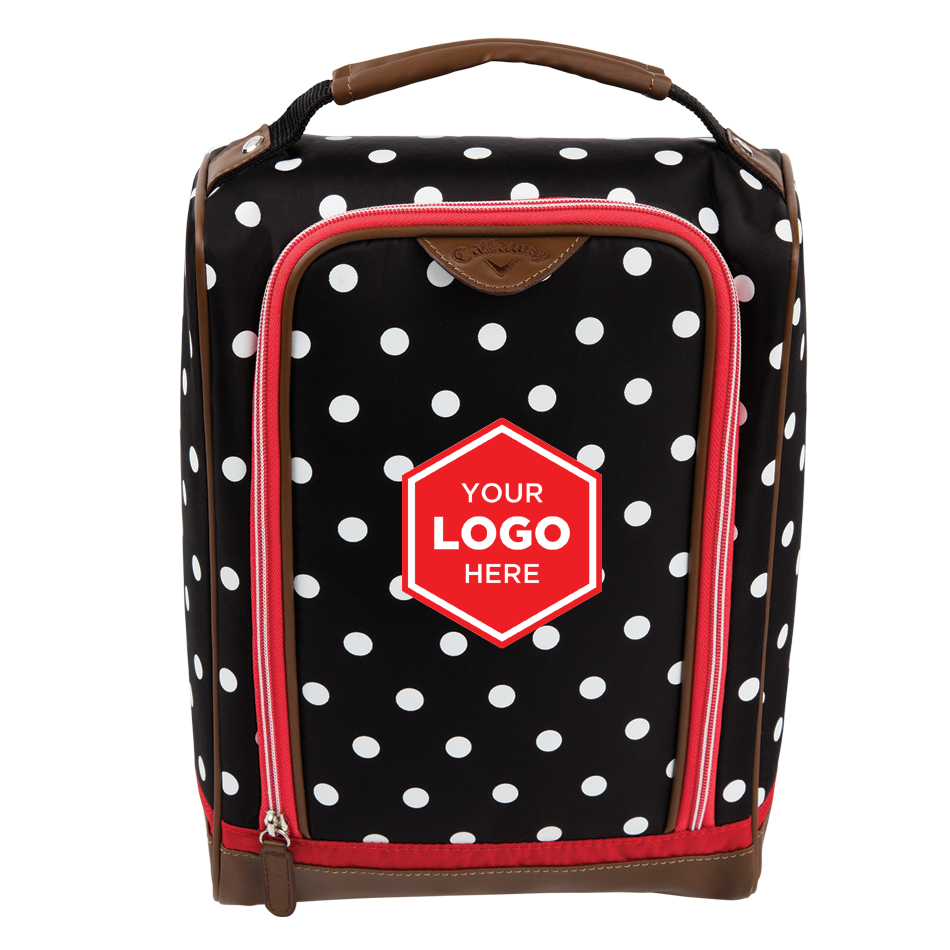 Women's Uptown Logo Shoe Bag - View 1