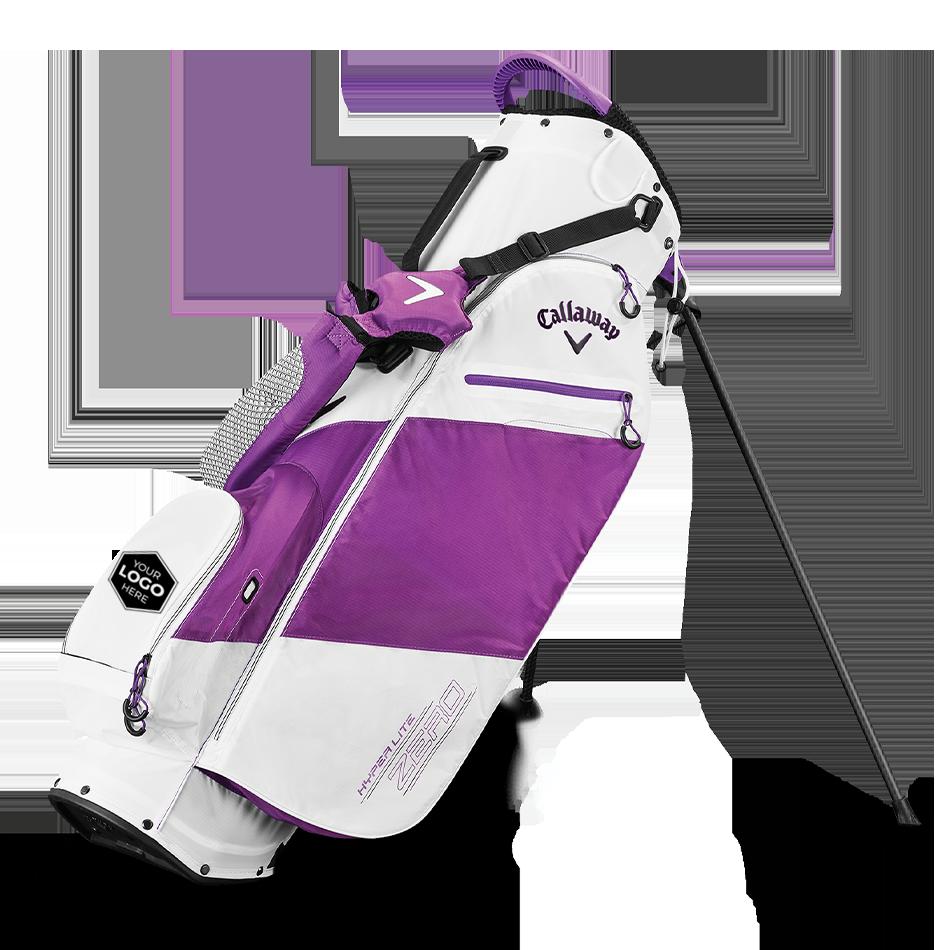 Hyper-Lite Zero Double Strap Logo Stand Bag - View 1