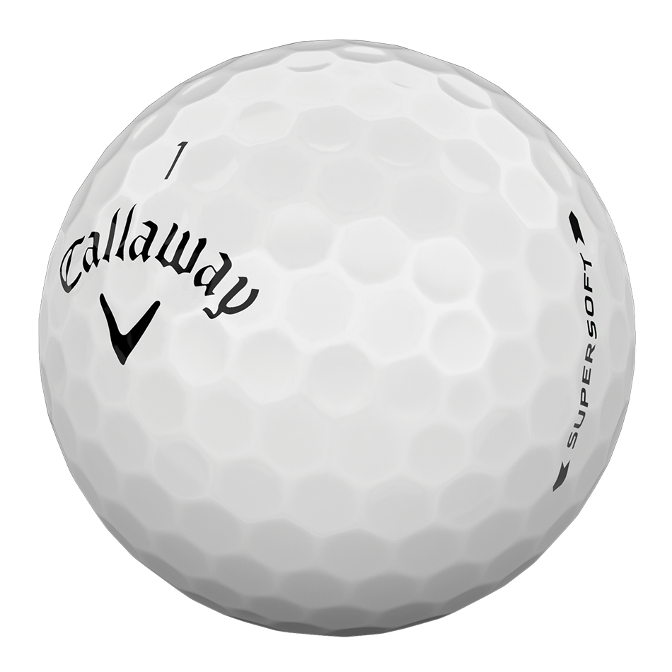 Callaway Supersoft Golf Balls - View 3