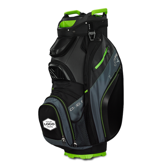Org. 15 Epic Flash Edition Logo Cart Bag