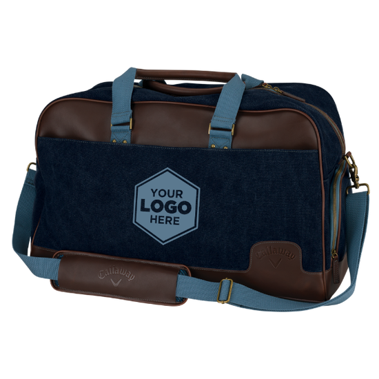 Tour Authentic Logo Large Duffel