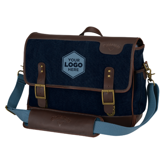 Tour Authentic Logo Messenger Bag