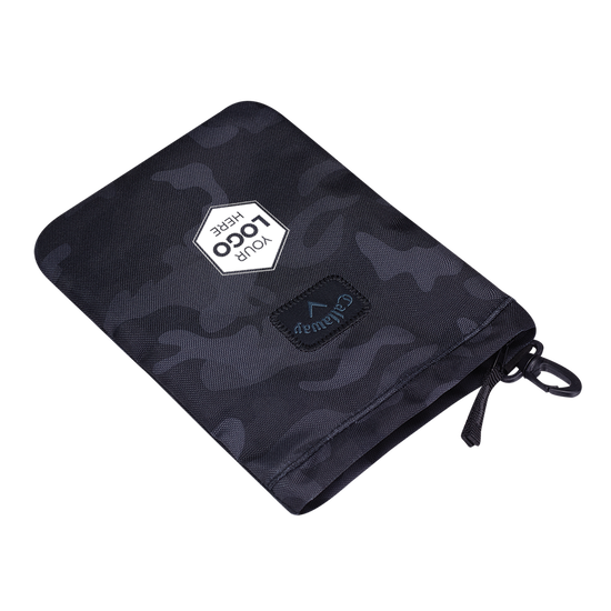 Clubhouse Logo Valuables Pouch 2.0