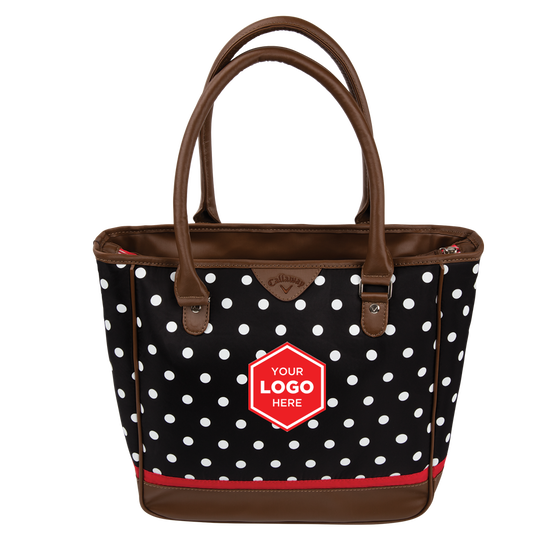 Women's Uptown Logo Tote Bag