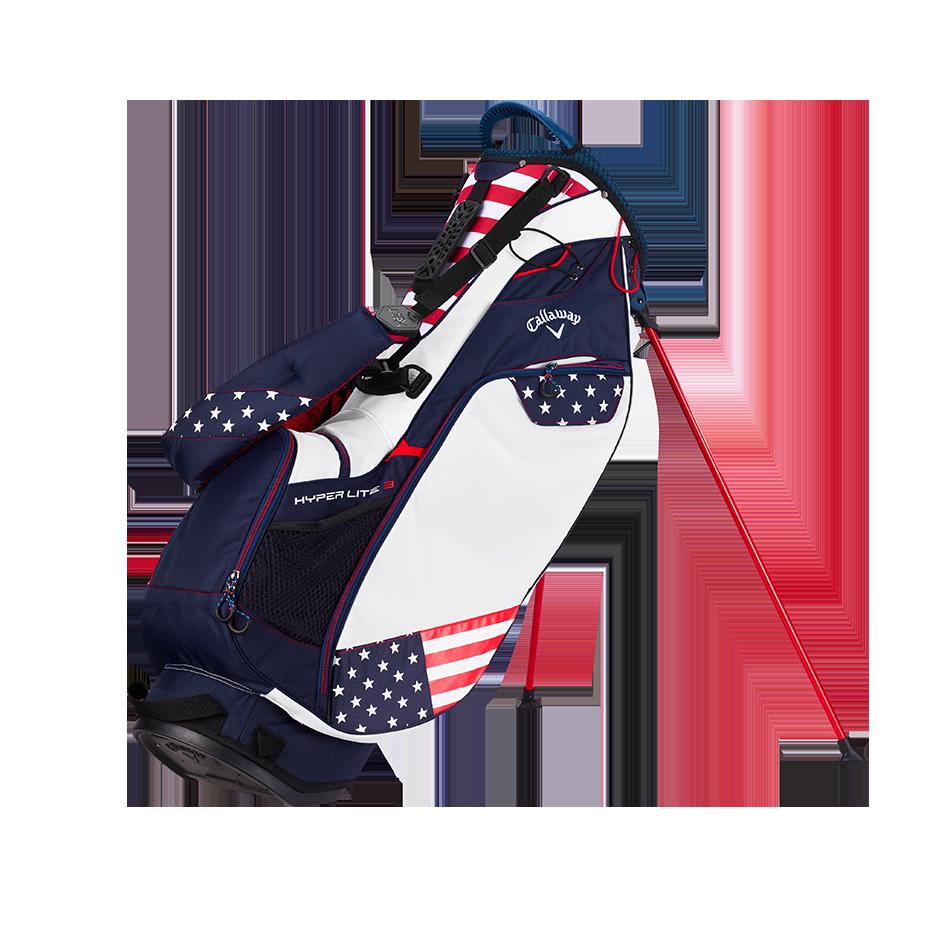 USA Hyper Lite 3 Stand Bag - Featured