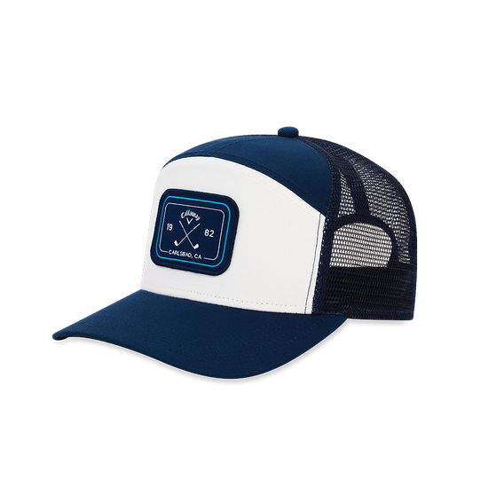 6 Panel Trucker Cap