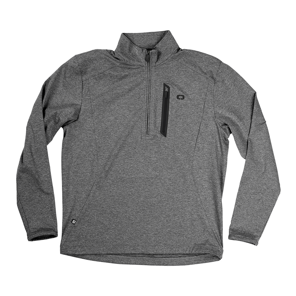 All Elements Stretch Fleece ¼ Zip Pullover - Featured