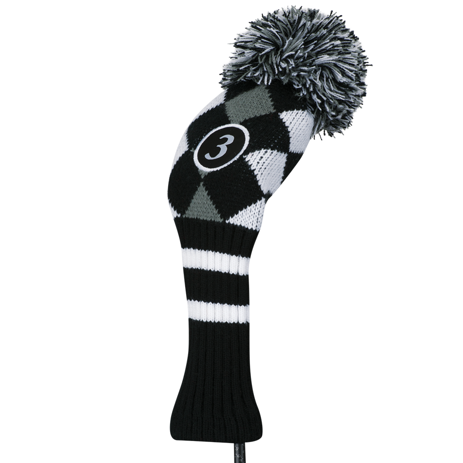 Pom Pom Fairway Headcover - View 3