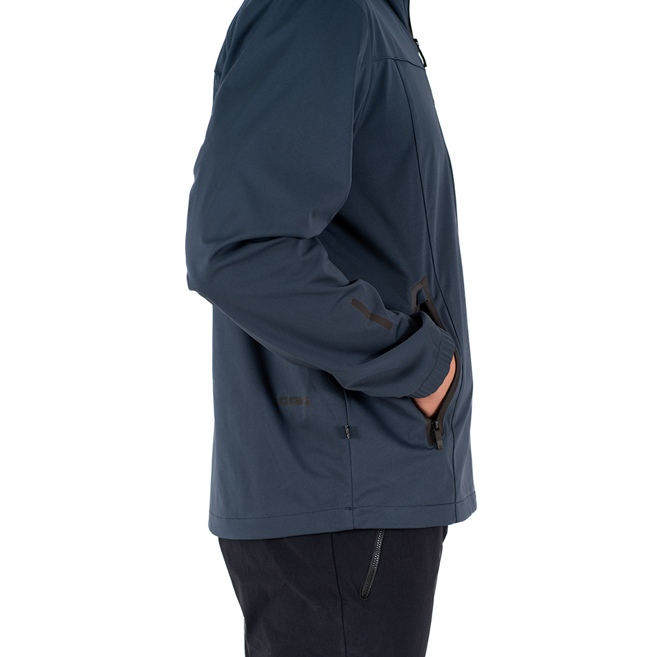 All Elements Stretch Wind Jacket - View 8