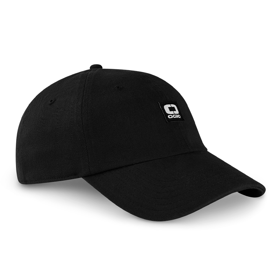 ALPHA Badge Adjustable Hat - View 2