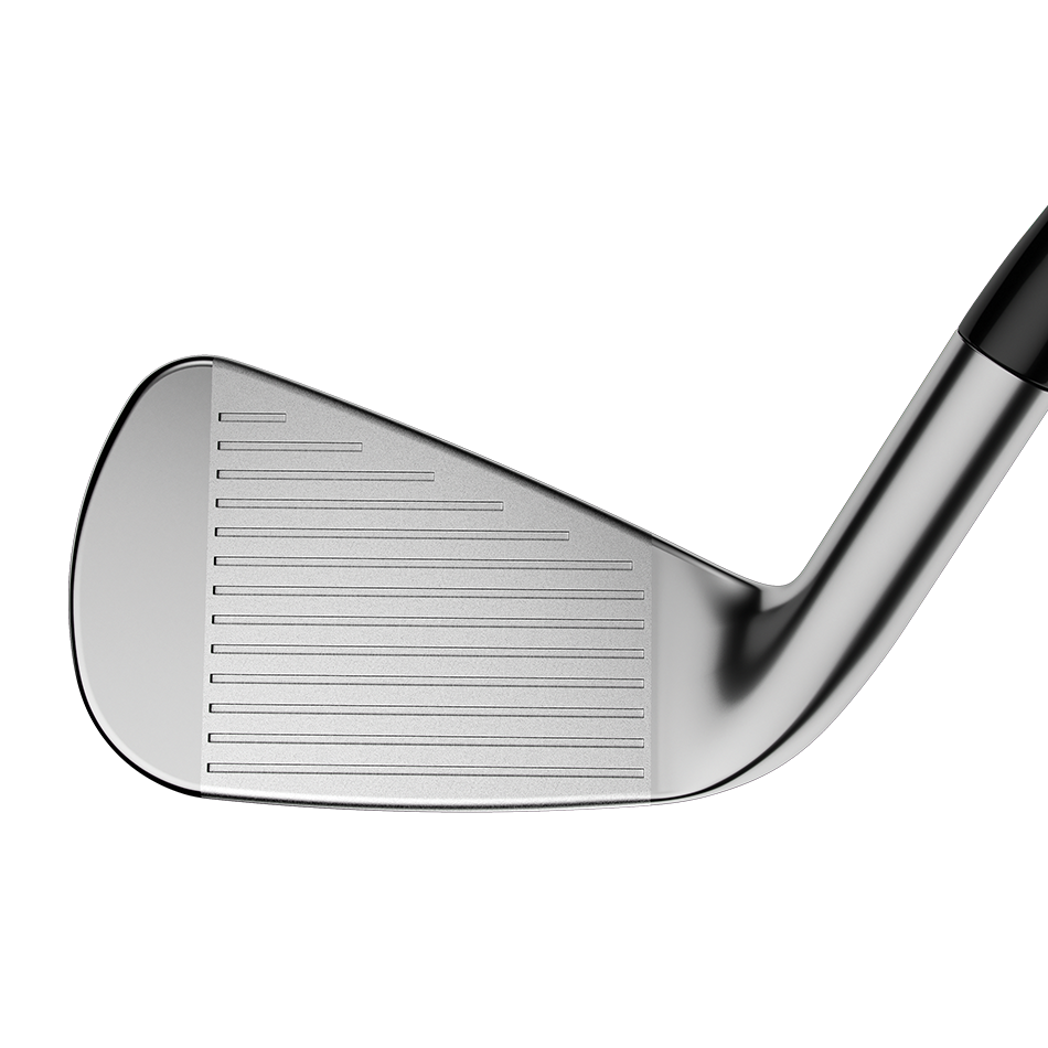 X Forged Irons - View 4