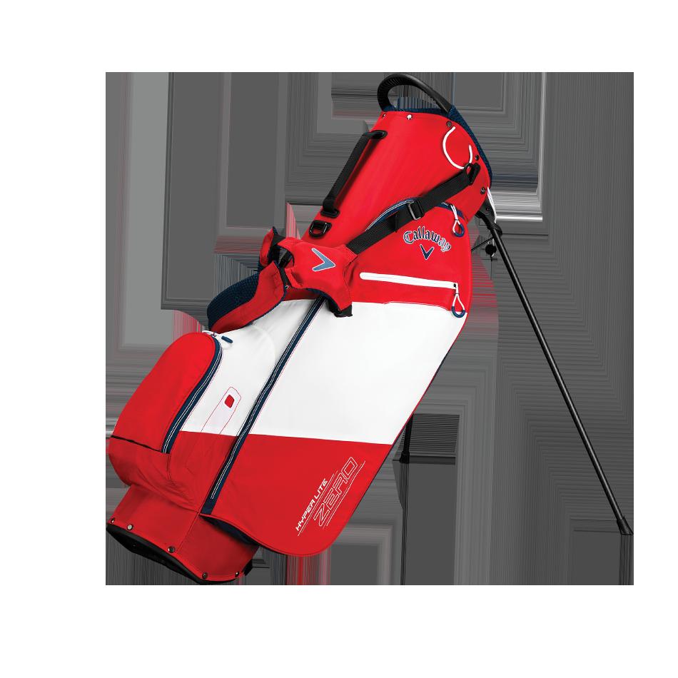 Hyper-Lite Zero Double Strap Stand Bag - View 1