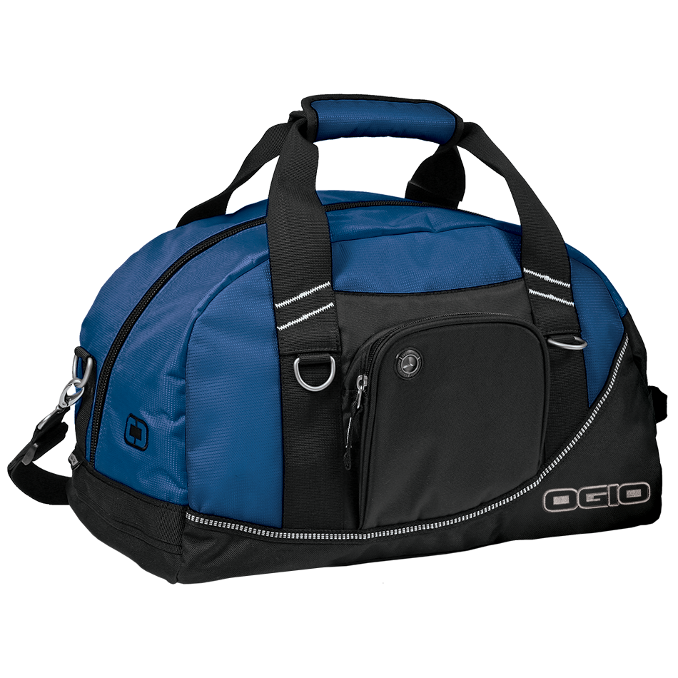 Half Dome Gym Bag - Featured