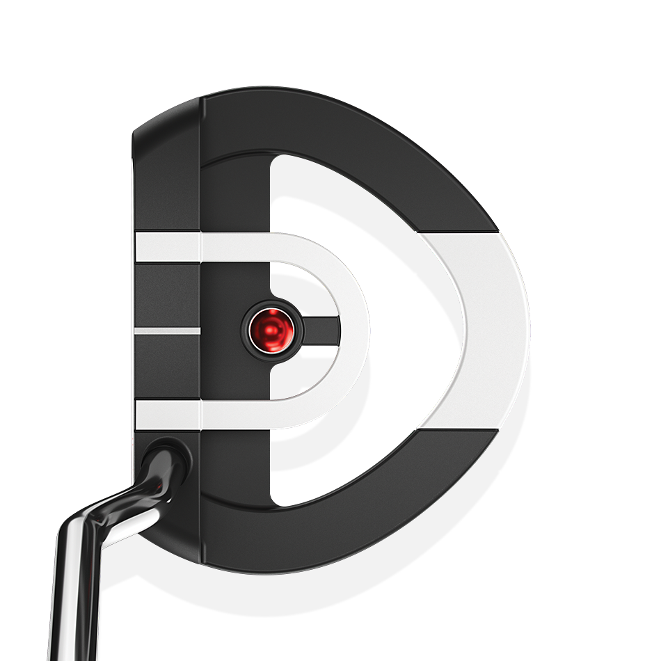 Odyssey Red Ball Putter - Featured